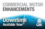 Commercial Motor - Downtime Flyer